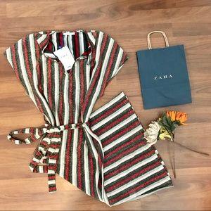 Brand New Zara Textured Dress